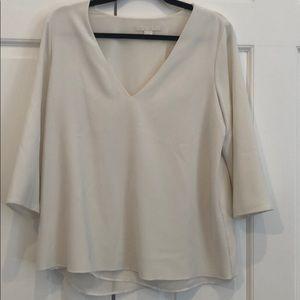 Womens Cooper and Ella white blouse